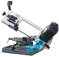 The manual lentochnopilny detachable machine on