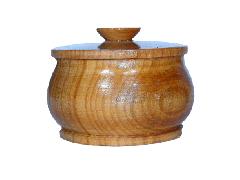 Бочёнок деревянный код 136-01-05