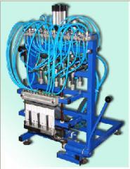 Комплекс оборудования для дозирования и запайки