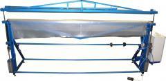 Запайщик пленки  длинна шва 1700 мм пневматический