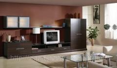 Стенки, наборы мебели для общей комнаты Модульная