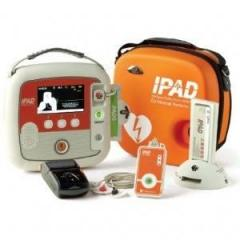Defibrillator automatic and semi-automatic for