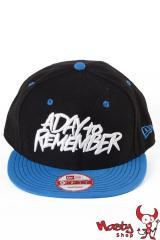 Кепка A Day To Remember - Black and Blue logo
