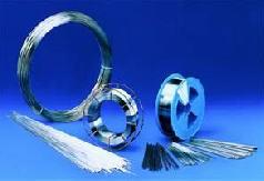 Welding and serdechnikovy wire of all types