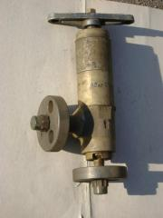 The gate the valve the locking Du6 Du10 regulating