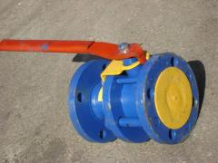 Crane spherical locking checkpoint steel flange