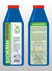 Биоклин биопрепарат для выгребных ям