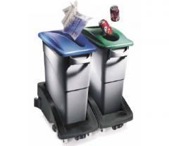 Garbage tanks for office of SLIM JIM