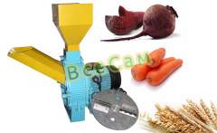 Grinder of forages of ICOR-1 for grain and root