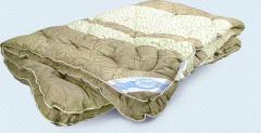 Blanket woolen - the standard, 200х220 cm (euro)