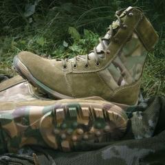 3901 MO «HARPY LIGHT MULTICAM» ботинки с высокими