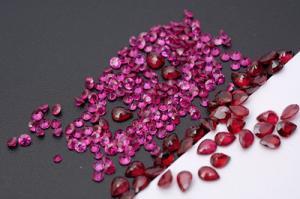 Рубин - считается одним из дорогостоящих
