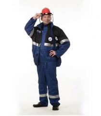Куртка-накидка КН-6 / КН-7 для защиты от