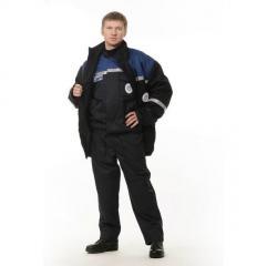 Кн-6 Куртка-накидка для защиты от электродуги