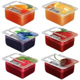 Jams in portion packing