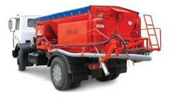 Machines for pit repair UYAR-01( asphalt repair )