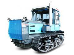 Traktory gąsienicowe