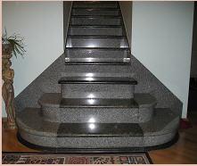 Лестницы из природного камня. Лестницы из мрамора
