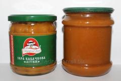 """Caviar marrow """"Summer"""" tinned TM"""