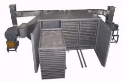 Drying cabinet for fruit, vegetables, berries,