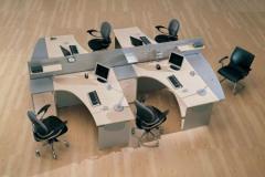 Столы для офисов по индивидуальным заказам