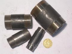 Сгоны стальные Ду15 Ду20 Ду25 Ду32 Ду40 Ду50