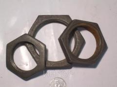 Lock-nuts pig-iron Du15 Du20 Du25 Du32 Du40 Du50