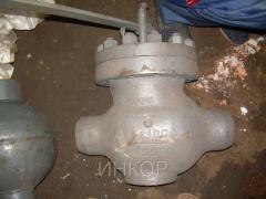 Клапан регулирующий поворотный сальниковый 6с-9-1