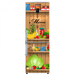 Stickers for the refrigerator set Products