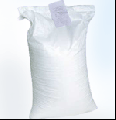 Salt food in bags on 50 kg