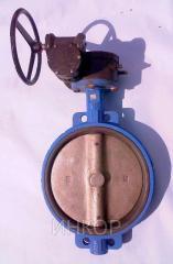 Затвор дисковый поворотный материал уплотнения —