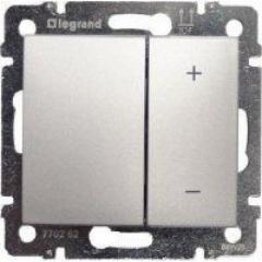 Dimmer (svetoregulyator) button (touch) Legrand