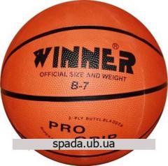 Мяч баскетбольный WINNER Orange B-7