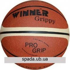 No. 7 WINNER Grippy basketball (two-color)