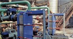 Lamellar heat exchangers