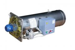 Воздухонагреватели газовые