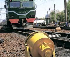 Greasings railway
