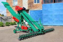 Зернометатели (метатели зерна) ЗМ-60С, ЗМ-100С.