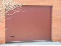 Gate are automatic garage
