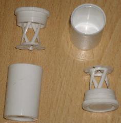 Bank polymeric BP-10 type