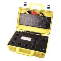 Testers. PORTABLE CABLE INSTRUMENT (PCI) of