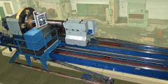 Special lathe of the KZh 16165F2 model