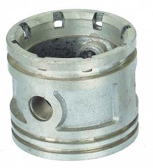 Pistons to compressors