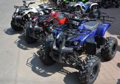 HAMER HT-150-200cc ATV (radiator)