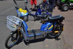 Cargo 60V20 Ah Electro-bicycle