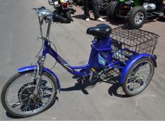 Электро-Велосипед Mustang