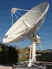 Антенная система, диаметр - 7,3 м (7,3m Antenna) -