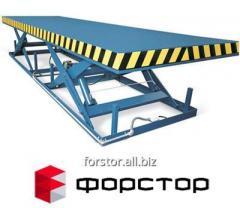 Подъемный стол (платформа), гидравлический ножничный подъемник производство Украина