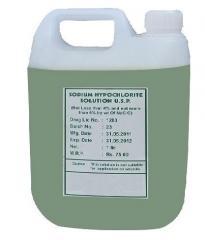 Гипохлорит натрия марка