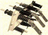 BONDS PB-10/400 disconnector